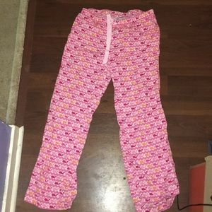 vineyard vines girl PJ pants